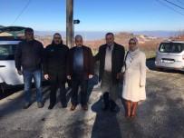 ERSOY ARSLAN - Muhtarlıklar Dairesi Salihli'de Muhtarlarla Buluştu