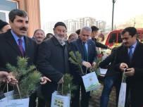 ORMAN GENEL MÜDÜRLÜĞÜ - Muş'ta 'Ağaç Kesme Fidan Dik' Kampanyası