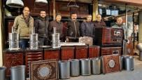 DEMIRCILIK - Nazilli'de Oda Başkanı Mehmet Karadeli'den Soba Zehirlenmesi Uyarısı