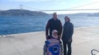 MEHMET KARA - Artvinli Omurilik Hastası Bilge Kara, Tedavi İçin İstanbul'a Geldi