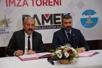 PAYAS - Payas Belediyesi İle Milli Eğitim Müdürlüğü Arasında İşbirliği Protokolü
