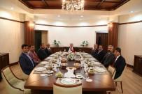 Rektör Karakaya, Aksaray'da Bölge Rektörleri İle Bir Araya Geldi