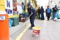 ŞAHINBEY BELEDIYESI - Şahinbey Belediyesinden Sarı Çizgili Önlem