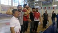 ŞAHINBEY BELEDIYESI - Şahinbey'de Bilek Güreşi Şampiyonası Düzenlendi