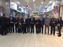 MEHMET AKıN - Salihli'de 'İnsanlık Aranıyor' Sergisi Açıldı