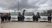 HACıRAHMANLı - Saruhanlı Belediyesi Araç Filosunu Güçlendirdi