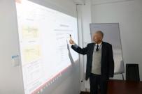 MUSTAFA FıRAT - SASKİ'de Konu Baraj Teknolojileri Oldu