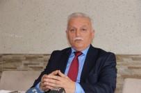 SELAHATTİN AYDIN - Selahattin Aydın AK Parti İl Başkanlığına Adaylığını Açıkladı