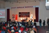 Sinop'ta 15 Temmuz Konferansı