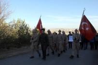 ANMA ETKİNLİĞİ - Sivas'ta Sarıkamış Şehitlerini Anma Yürüyüşü