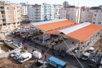 SEMT PAZARI - Siverek'te Semt Pazarı Açıldı