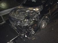 SUAT YıLDıZ - Söke'deki Kazada 4 Kişi Yaralandı, 1 İnek Telef Oldu