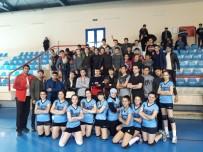 CENGIZ AYDOĞDU - Trabzon'da Liselerarası Voleybol İl Birinciliği'nde Beşikdüzü Ve Sürmene Ekipleri Şampiyon Oldu