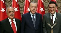 FEN FAKÜLTESİ - TÜBİTAK'tan Atatürk Üniversitesine Bilim Ödülü