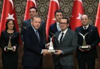 TÜBİTAK Teşvik Ödülünü Büyükorhan'dan Doç. Sevik Aldı