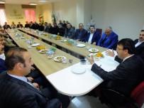 KAYHAN TÜRKMENOĞLU - Türkmenoğlu, 'Herkesimin Görüşü Bizler İçin Önemlidir'