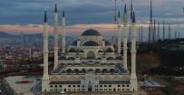 KADİR GECESİ - Yüzde 90'I Bitti Açıklaması Çamlıca Camii Havadan Görüntülendi