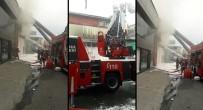 Zeytinburnu Demirciler Sanayi Sitesi'nde Yangın