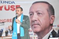 VEYSİ KAYNAK - AK Parti Genel Başkan Yardımcısı Ünal Açıklaması 'Amerika'daki Davada Ambargoyu Değil, Erdoğan'ı Konuşuyorlar'