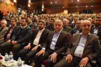 ABDURRAHMAN TOPRAK - AK Parti Kahta Gençlik Kolları Kongresi Yapıldı