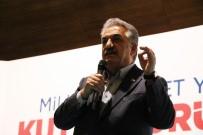 SERDİVAN BELEDİYESİ - AK Parti'li Yazıcı Açıklaması 'Türkiye'yi Bölmeye Kalkışanların Elini Kırarız'