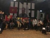 ABDULLAH ÖCALAN - Almanya'da şok görüntü! PKK...