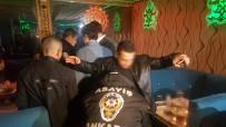 GÜVENLİK GÖREVLİSİ - Ankara'da Eğlence Merkezlerine Denetim