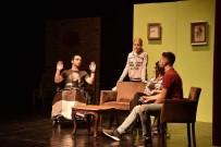 BARIŞ MANÇO - Avcılar'da Engelliler Günü'ne Özel Tiyatro Sahnelendi