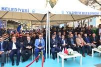 AİLE SAĞLIĞI MERKEZİ - Başbakan Yardımcısı Çavuşoğlu Yıldırım'da Sağlık Merkezi Açılışı Yaptı