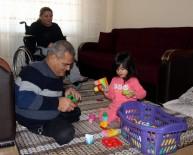 ERKILET - Bedensel Engelli Aile Yaşam Mücadelesi Veriyor