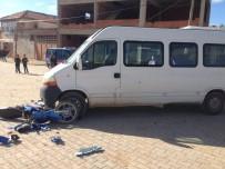 SEVINDIK - Beyşehir'de Trafik Kazası Açıklaması 1 Yaralı