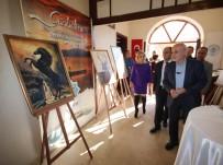 RESIM SERGISI - Beyşehir Kültür Ve Sanat Merkezinde Resim Sergisi Açılışı