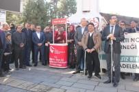 ALTI NOKTA KÖRLER DERNEĞİ - Bingöl'de 'Erişilebilirlik' Standı Kuruldu