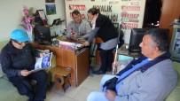 BİZ DE VARIZ - Bu Gazetede Çalışmanın Şartı Engelli Olmak