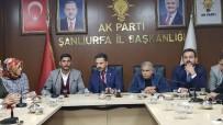 HARRAN ÜNIVERSITESI - 'Bu Tarihi Not Edin, Kılıçdaroğlu Gidici'