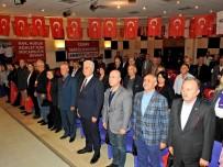 AHMET ÖZEN - Çeşme CHP'de Ekrem Oran Yeniden Seçildi