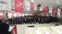 ÖMER FETHI GÜRER - CHP Merkez İlçe Başkanı Kamil Davarcı, Yeniden Seçildi