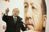 TENDÜREK DAĞI - Cumhurbaşkanı Erdoğan Açıklaması 'Bize Dost Olan Kazanır, Düşman Olan Kaybeder'
