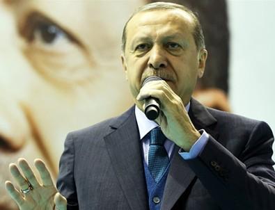 Erdoğan: Boyun eğmedik diye itibarsızlaştırmaya çalışıyorlar