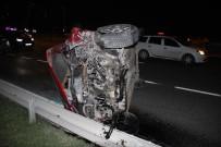 ZİNCİRLEME KAZA - E-5'Te Bir Saat İçerisinde İkinci Zincirleme Kaza