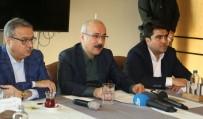 İHRACAT REKORU - Elvan; 'Kılıçdaroğlu Milletin Kılıcını Sallamıyor, 17-25 Arılık'ta Da FETÖ'nün Kılıcını Sallamıştı'