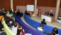 HÜSEYIN YıLMAZ - Endüstriyel Makine Üretimi Aydın'da Konuşuldu