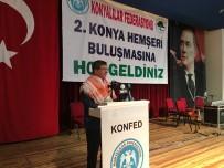 HÜSEYİN KOCABIYIK - Eski Başbakan Davutoğlu Açıklaması 'Kim El Uzatırsa Elini Kırarız'