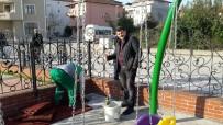 ALIKAHYA - İzmit'te Parklardaki Spor Sahaları Onarıldı