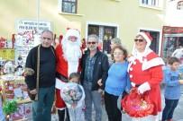 NOEL BABA - Köyceğiz'de Noel Pazarı