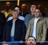 A MİLLİ FUTBOL TAKIMI - Lucescu, Fenerbahçe Maçında