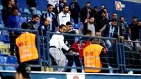 ÖZEL GÜVENLİK - Maç Sonu Arbedede 1 Kişi Yaralandı