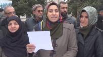 Malatya'dan Kadına Şiddete Tepki