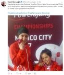 DÜNYA REKORU - Mevlüt Çavuşoğlu'ndan Şampiyon Sporculara Kutlama