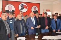 ALI KAYA - MHP'ye 100 Yeni Üye Katıldı